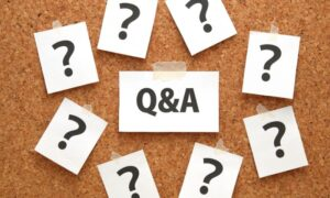 Q&A during COVID-19